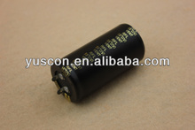 snap in aluminum electrolytic capacitors