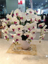 best quality butterfly orchid artificial flower