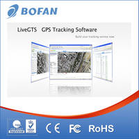 Friendly GPS tracking system free client software for car management