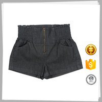 Apparel supplier New style Cheap Beautiful children jeans pants