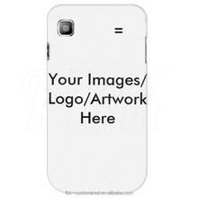 OEM custom printing hard plastic case for case for Samsung Galaxy S i9000