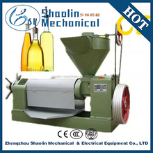 high oil yield rate oil press for sunflower seed with quality assurance