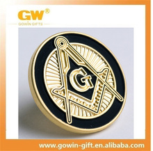 Wholesale promotional custom airplane lapel pin art
