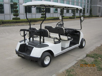 HIGH QUALITY 48V Hot Sale 4 person electric mini golf cart ,4 Seater electric golf cart