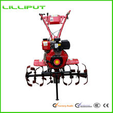 Professional Light Multifunctional Modern Power Tiller Tractor With KAMA Engine