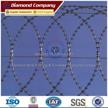 Straight type Razor Barbed Wire