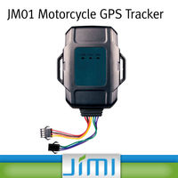 JIMI Hot waterproof vehicle satellite tracking system with engine SOS button and engine cut off