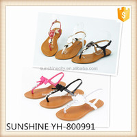 Ladies flat sandals for girls latest woman sandal for 2015