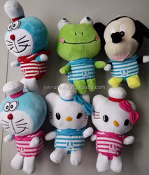 Customize cartoon toys Factory Promotion stuffed mouse plush toy mouse