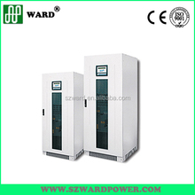 16000 watt industrial power bank ups pure sine wave three phase online ups
