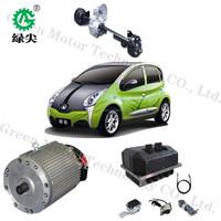 7.5kw ac electric car motor low voltage three phase ac electric car motor