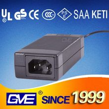 Portable 12V 5A Battery Charger For Electric Bike With CE UL Certificate