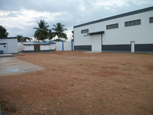 Light for living cheap prefab steel structure warehouse