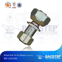 Astm a325 hex steel m13 m16 bolt dimensions