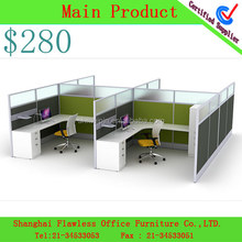 2013 Hot-Selling New design Modern Office Cubicle