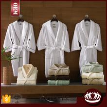 Aliexpress china 100% cotton wholesale bathrobe