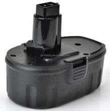 Replacement 18V Cordless Drill Battery for DEWALT DC9096