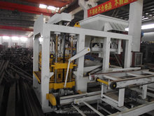 Interlocking Compressed Brick Making Machine, Automatic Cement Block Production Line
