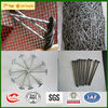 "Umbrella head roofing nails BWG9X2.5"" 50KGS made in china"