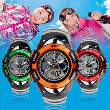 SKMEI New product wholesale price kid watch gift watch set 0998