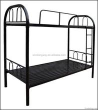 cheap school dormiotry metal bunk beds ,steel bunk beds