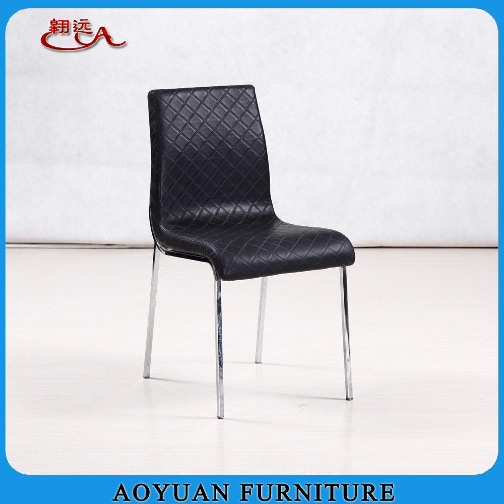 high quality design industrial metal dining chairs