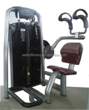 Abdominal Machine gym equipment names abdominal crunch for sale/JG-1830
