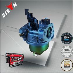 BISON CHINA TaiZhou For 168F Engine Gasoline Generator Carburetor RuiXing