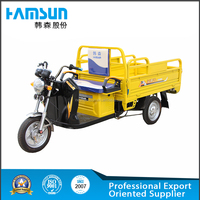 hot sale three wheel ticycle cargo motorcycle