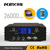 Simple maintenance solar lithium battery pack 9V 26Ah for laptop use over 10 hours 26000mAh solar lithium battery pack KEX-26000
