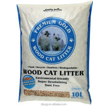Cleaning Products Pine Wood Chip Cat Litter Cat Sand