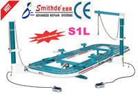 China manufacture car chassis bench/auto body collision repair system/used frame machine for sale