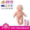 Wholesale Silicone New Born Lifelike Baby Doll Kit