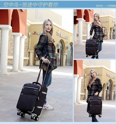 Pull handle luggage/luggage factory/animal kids luggage