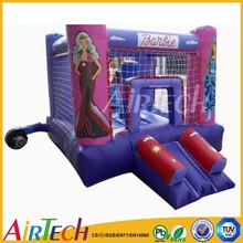 new design customized mini bouncer inflatable, bouncy inflatable for kids