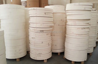 food grade waterproof PE coated paper for cup making in roll