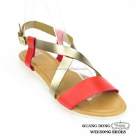 china products women shoe lady latest good quality sandals new arrival 2015 women shoes