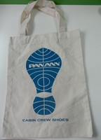hot sale shopping package bag eco fashion 100% cotton durable washable custom made
