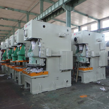 JD21-125A metal stamping press punching for steel, punching machine mechanism