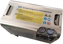 R600 CMEP-OL oil less explosion proof refrigerant recovery machine