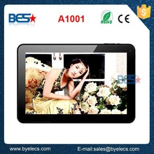China wholesale high level 2mp android 4.4 A20 cheapest 10 inch tablet pc