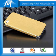 Titanium Alloy Magnetic Fancy Phone Case For Iphone6/5/4