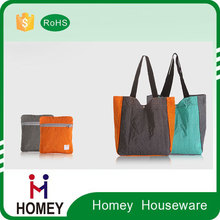 Professional Factory Supply Polyester Foldable Shopping Bag foldable trolley shopping bag,nylon foldable shopping bag
