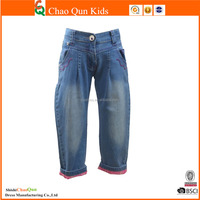 high quality jean pants fashion cool children trousers autumn new pants design for boy