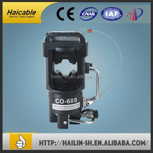 2015 New Type Hydraulic Crimping Tools With Ground Supporting Frame Keep for Stability Working Made in China