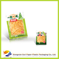 vacuum packaging film and bags for meat and fish