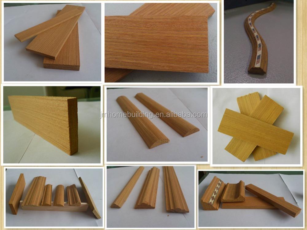 Furniture Use Engineered Wood Door Frame Moulding