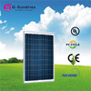 Factory directly sale cheap 12v 50w solar panel price