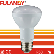 2014 year R50 LED light R63 R80 led bulb hong kong 7w led bulb