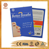 direct factory anti- snore better breath nasal strip,blocked nose remedies relieve snore